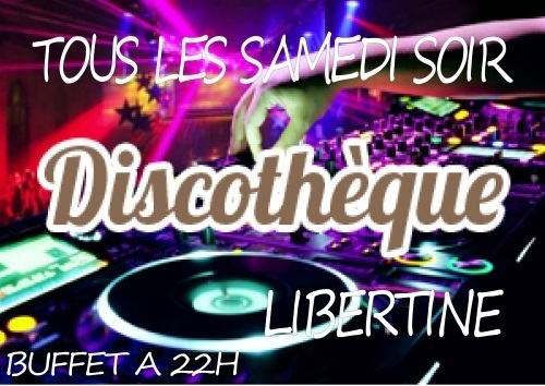 Ddiscothque libertine